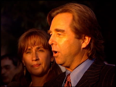 vidéos et rushes de beau bridges at the 1997 emmy awards nomination party at the westwood marquis in los angeles, california on september 11, 1997. - nominations aux emmy awards