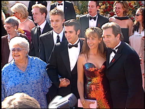 beau bridges at the 2000 emmy awards at the shrine auditorium in los angeles, california on september 10, 2000. - shrine auditorium stock videos & royalty-free footage