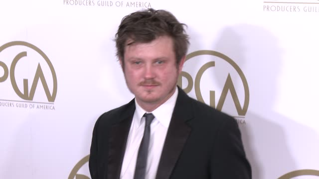 vidéos et rushes de beau willimon at 25th annual producers guild awards at the beverly hilton hotel on in beverly hills, california. - producer's guild of america awards
