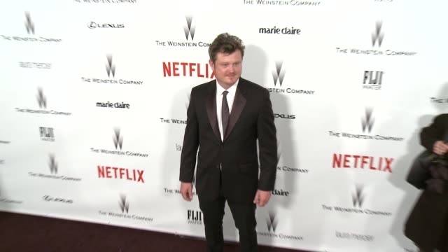 Beau Willimon at the 2015 Weinstein Company And Netflix Golden Globe After Party at Robinsons May Lot on January 11 2015 in Beverly Hills California