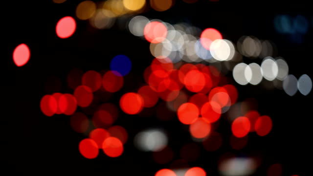 Beautiful abstract bokeh lights background.Blurred background