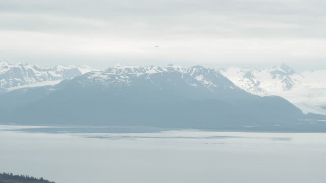 UHD 4K: Beautiful Alaskan landscape and coastline