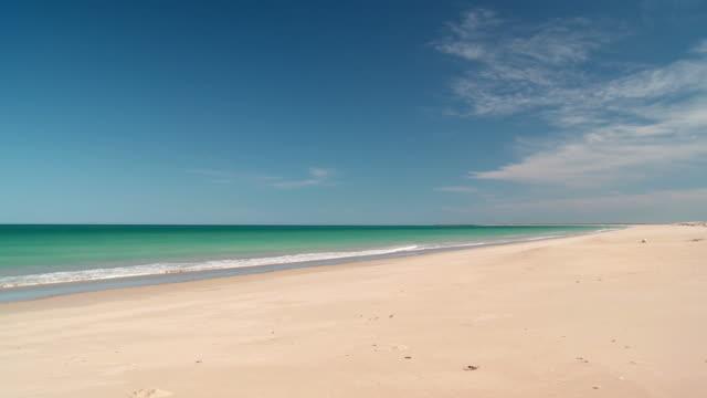 HD: Beautiful Beach Near Broome