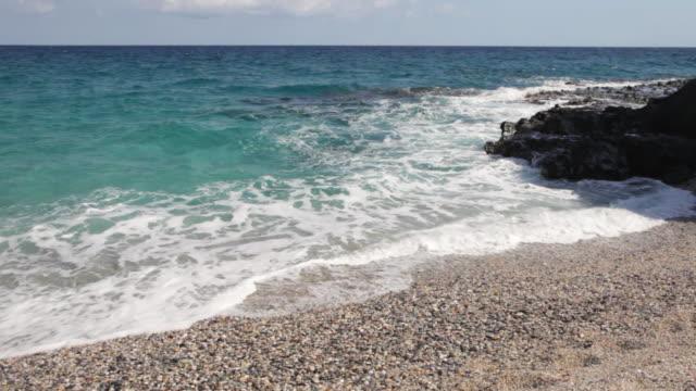 Beautiful beach of Los Muertos, at Cabo de Gata-Níjar Natural Park, Spain