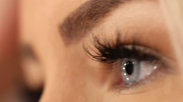 Schöne Blaue Augen