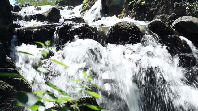 beautiful cascading + Audio