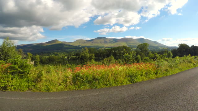 A Beautiful Day At the Galtee Mountains
