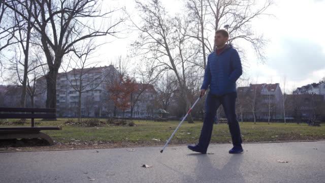 散歩のための美しい一日 - 盲目点の映像素材/bロール