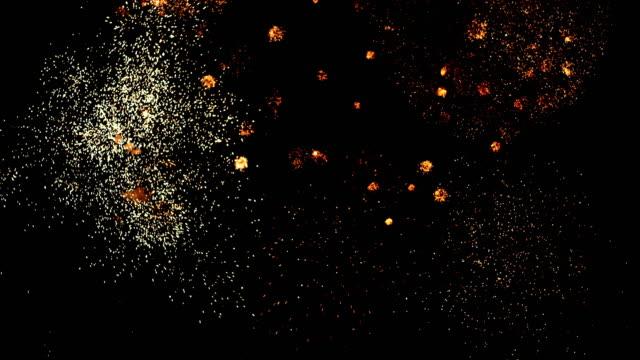 Schönes Feuerwerk