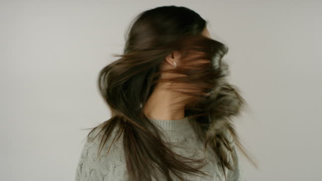 beautiful hair for days - hair stock videos & royalty-free footage