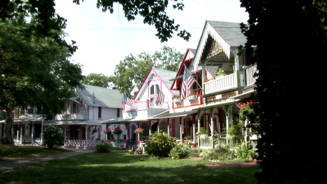 beautiful house in martha's vineyard - new england usa stock videos & royalty-free footage