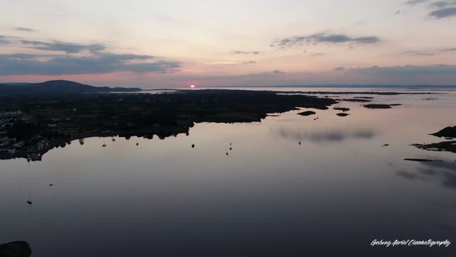 beautiful irish coastline is captured in this epic drone footage. this place needs to be added to your bucket list! - raw footage stock videos & royalty-free footage