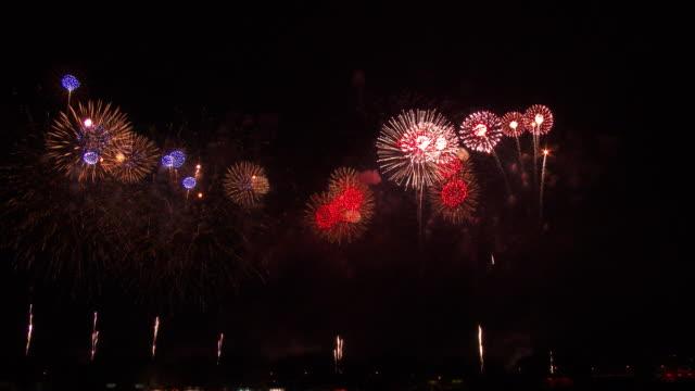 Beautiful Japanese Fireworks