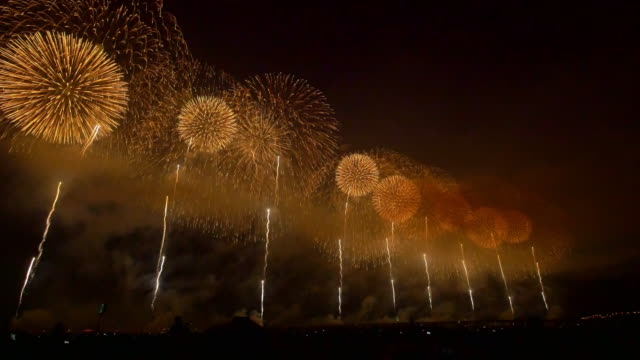 Beautiful Japanese Fireworks