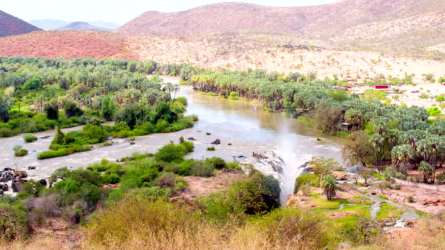 HA Beautiful Kunene River