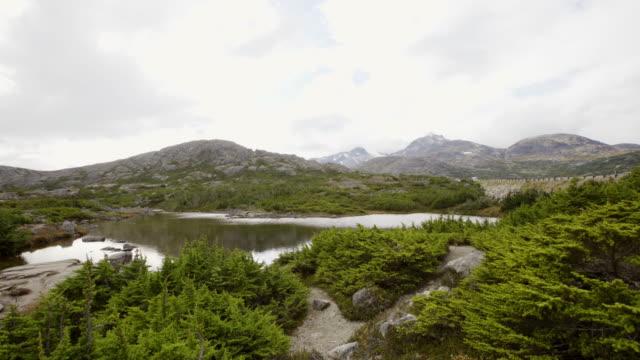 beautiful landscape - klondike stock videos and b-roll footage