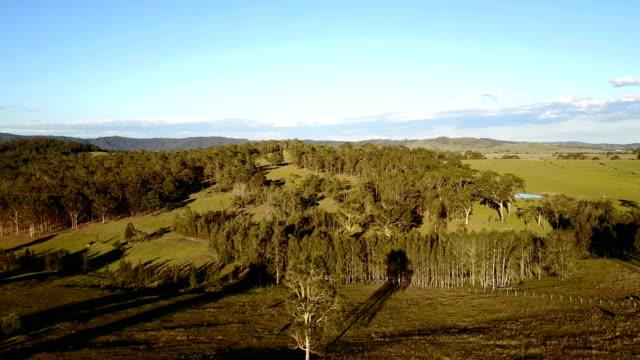 Beautiful landscapes in Australia - bioeconomy and rural development