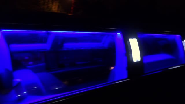 beautiful limo with its door open - limousine stock videos & royalty-free footage