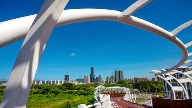 Wunderschöne moderne Stadt