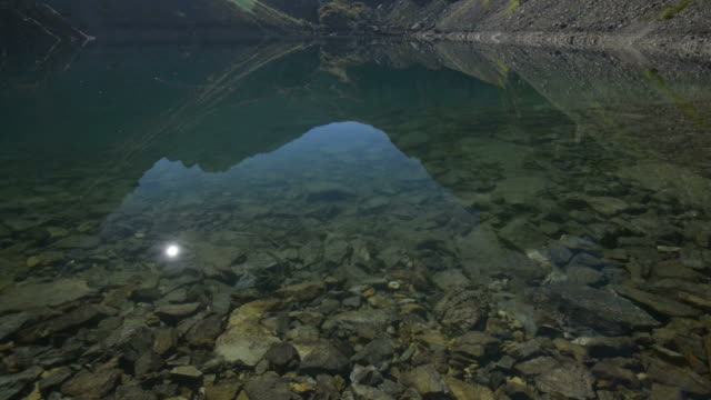 wunderschöne berglandschaft - eingewickelt stock-videos und b-roll-filmmaterial