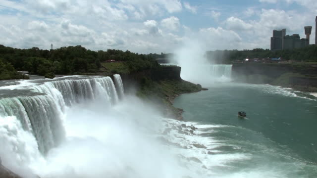 beautiful niagara falls - niagara falls stock videos and b-roll footage