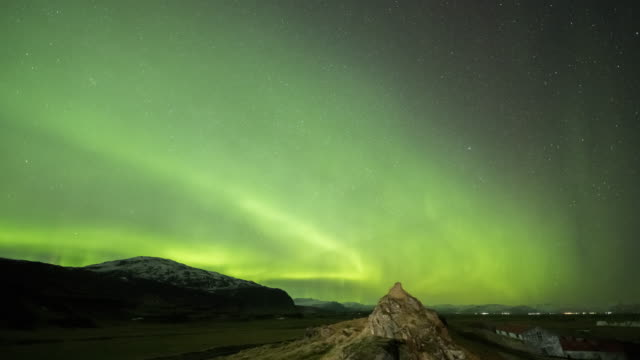 beautiful northern light - 2015 stock videos & royalty-free footage