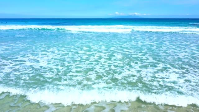 vidéos et rushes de beautiful ocean of japan,shizuoka - écume