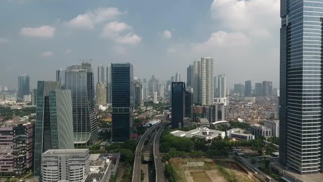 Beautiful Office Towers, Jakarta City