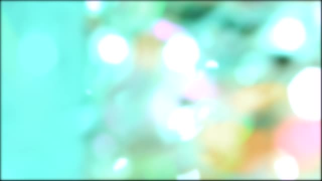 beautiful pastel colored lights for easter and mother's day. - pastel stock videos & royalty-free footage