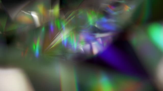 beautiful rainbow fractile texture - visual effect stock videos & royalty-free footage