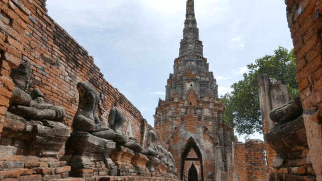 beautiful ruins of thailand - cambodian culture stock videos and b-roll footage