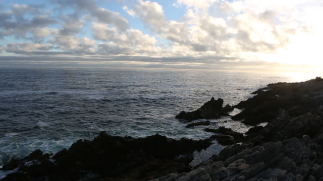 beautiful sea landscape late afternoon - wide stock videos and b-roll footage