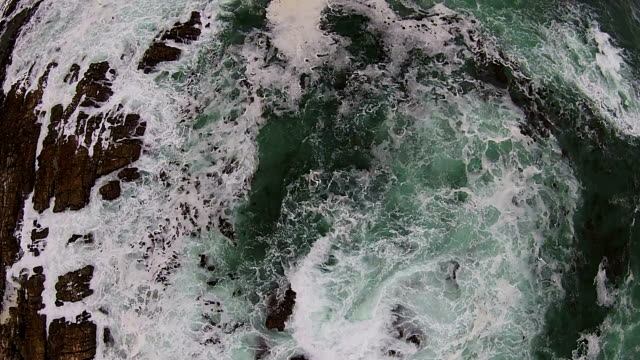 beautiful seascape - tidal pool stock videos and b-roll footage