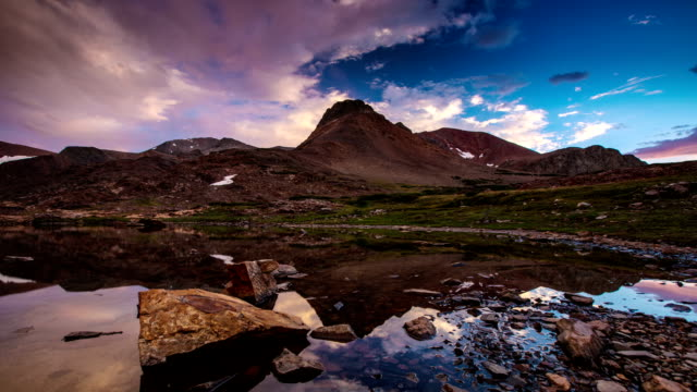 time lapse: beautiful sierra nevada - californian sierra nevada stock videos and b-roll footage
