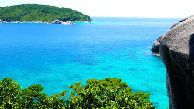 Beautiful Similan andaman sea, Phuket, Thailand
