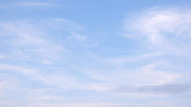beautiful sky background, time lapse - clear sky stock videos & royalty-free footage