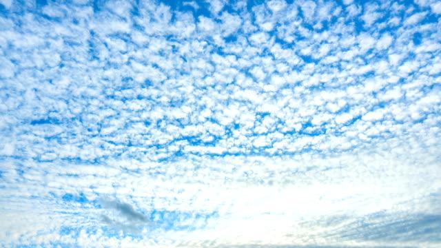 Beau ciel Cloudscape Timelapse, UK
