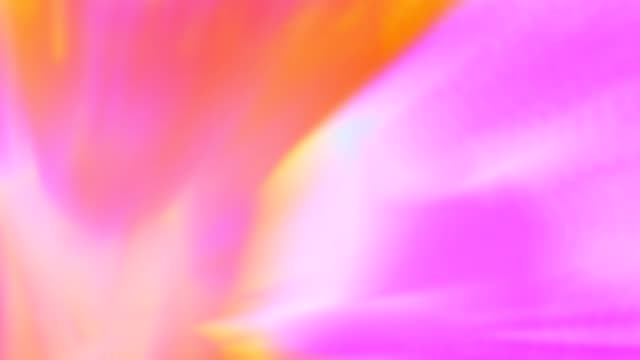 beautiful soft pink and orange lighting in motion - multi colored background stock videos & royalty-free footage