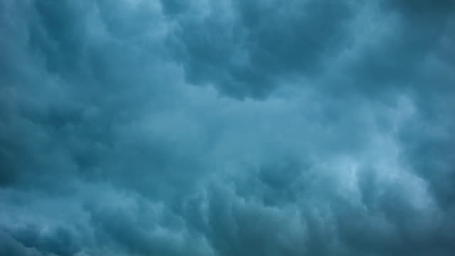 beautiful storm clouds - gale stock videos and b-roll footage