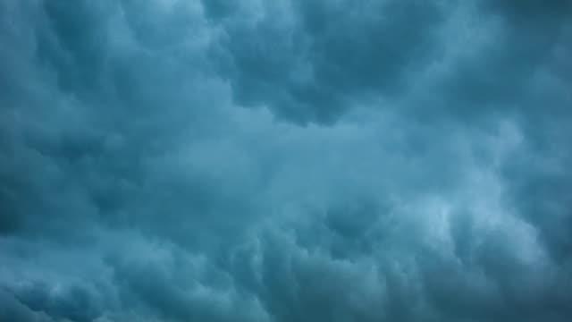 Beautiful storm clouds