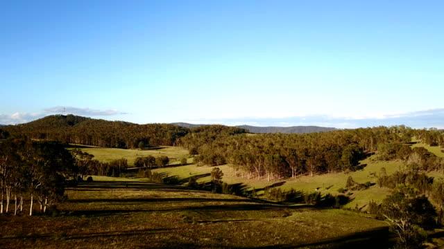 Beautiful summer landscapes in Australia - bioeconomy and rural development