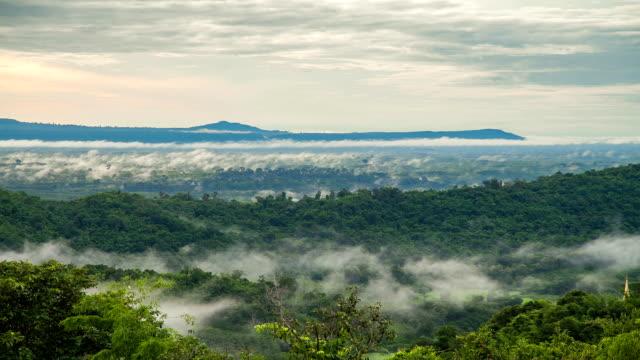 vídeos y material grabado en eventos de stock de hermoso amanecer sobre niza a las montañas, niebla - cambio de oficina
