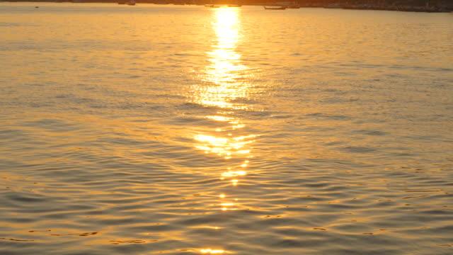 Sonnenuntergang am Strand, Rawai Beach, Phuket, Thailand