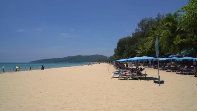 Schönen tropischen Strand und Meer