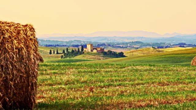 DS schöne Landschaft der Toskana