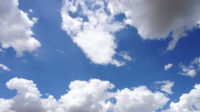 vídeos y material grabado en eventos de stock de 4k: hermoso fondo de paisaje de nubes universales, lapso de tiempo - el cielo