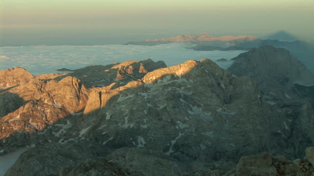 hd: beautiful view - triglav national park stock videos and b-roll footage