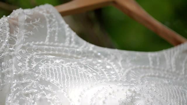 Prachtige trouwjurk.