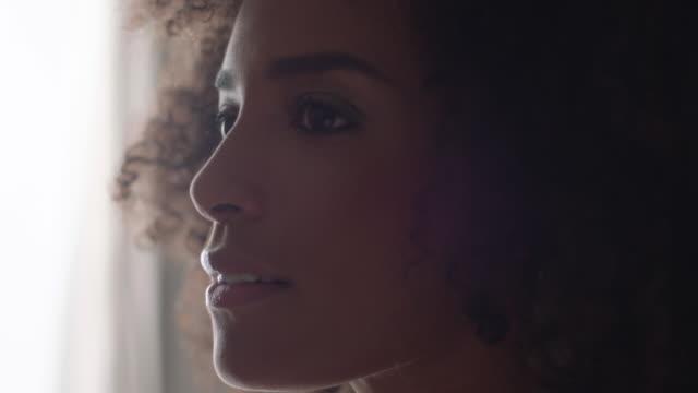 beautiful woman - seduction stock videos & royalty-free footage
