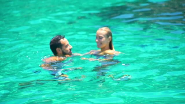 beautiful young couple relaxed in yatch - semi dress stock videos & royalty-free footage